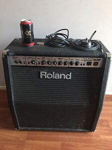 Guitar Amp Roland 408 60 Watts 4x8inch Speakers Penrith Penrith Area Preview
