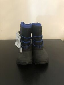 Boys waterproof winter boots - brand new
