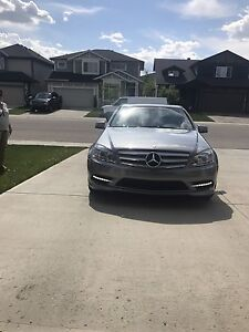 Mercedes-Benz C250 4 Matic