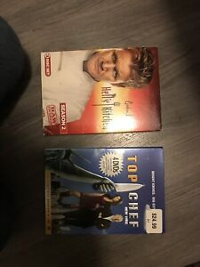 Cooking Dvd sets
