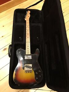 Telecaster Custom Nash TC-72