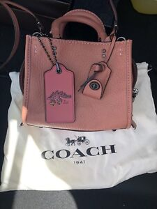 BRAND NEW !!! Rogue coach purse