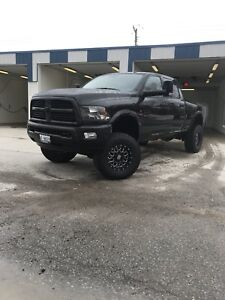2017 Cummins blackout lifted