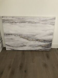 Large new canvas art —  Reduced $160
