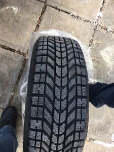 Firestone Winterforce 215/65/16