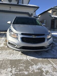 2015 Chevrolet Cruze 1LT- low mileage!!