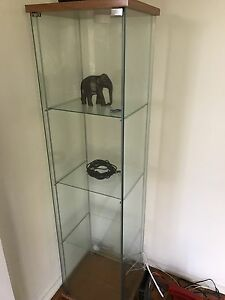 Ikea Display cabinet with down light Gordon Ku-ring-gai Area Preview