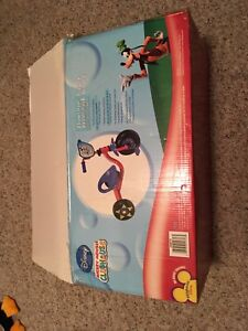 Mickey Mouse clubhouse tricycle.