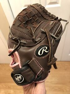 """Rawlings 11"""" Youth Softball Fastpitch Glove FP11T"""