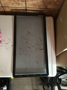 Two 10 Gallon reptile/fish tank lids