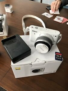 Lightly Used Nikon J1 Camera