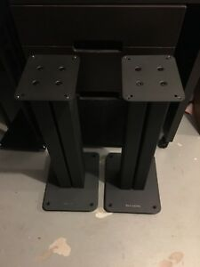Speaker Stands and Isolation platforms headphones etc.