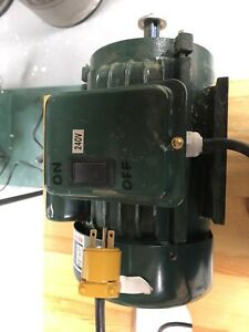 3hp Dust Collector Motor