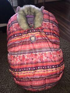 SOURIS MINI Winter car seat cover