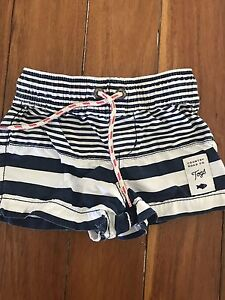 Country Road Baby boy 0-3 month board shorts