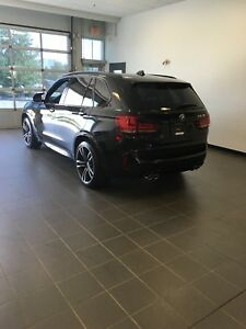 2016 BMW X5 M lease take over