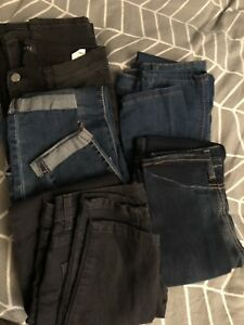 Ladies jeans size 25/26 (0-3)