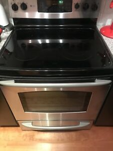 GE Profile Oven and Cooktop