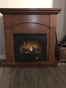 Foyer électrique/Electric fireplace