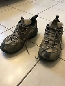 Merrell hiking boots!