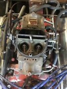 650  Double Pumper Holley Spread Bore. Carburettor Angle Vale Playford Area Preview