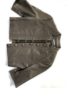 58d24a36b7 kookai leather jacket