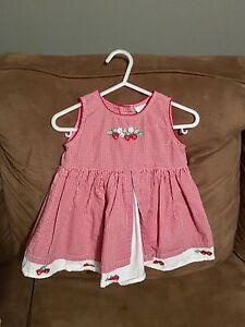 Gap 3-6 month baby girl dress