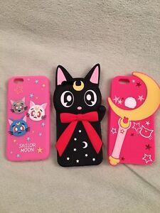 Sailor Moon iPhone 6/6s cases