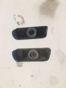 Genuine ford falcon brake pedals and clutch rubbers Edwardstown Marion Area Preview