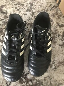 Kids Adidas Soccer Cleats - Size 3