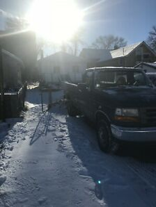 1996 ford f150, 200k