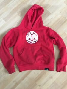 East Coast Lifestyle hoodie child size small