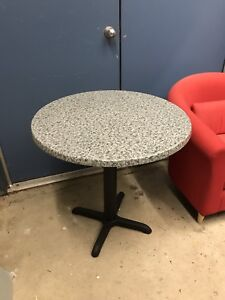 8 x Round tables - $20 each or 8 for $120