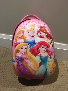 Princess suite case