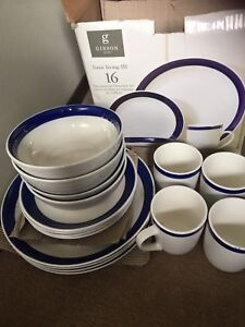 New PACKED DISH SET