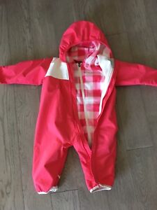 Columbia 2 in 1 snow suit 12 months