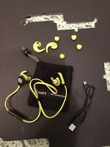 Monster Bluetooth headphones