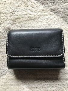 Genuine Leather Roots Wallet
