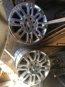 "20"" Ford Expedition rims"