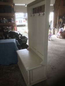 Bench 300$ end tables 200$