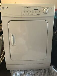 "Maytag Dryer - 24"" compact stackable or side by side"