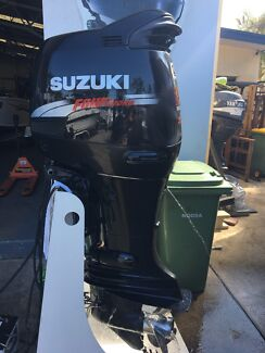 Suzuki 140 hp 4 stroke 2005 model extra long shaft