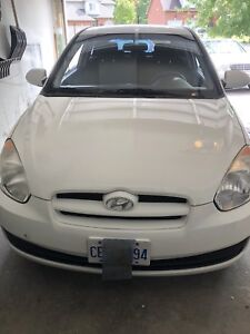 2009. Hyundai Accent Hatchback