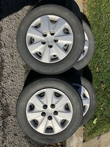 Rim honda accord 15""