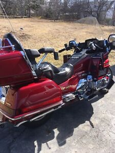 1995Gold Wing 20 Anniversary edition