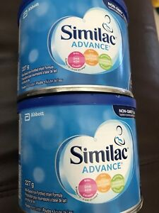 Similac advanced powder milk