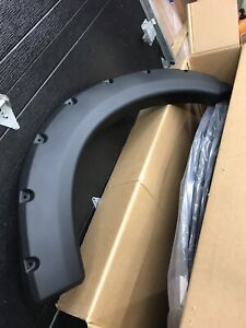 Fender flare / extension d'aile / bushwacker
