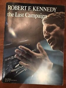 Vintage Robert F Kennedy Magazine Collection