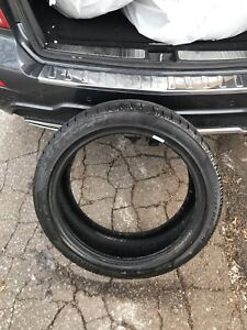 Pirelli Sottozero Winter tires 235/45 R20 for GLK Mercedes