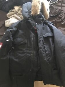 Canada Super Triple Goose winter coat  (large, barely used)